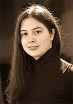 S-a nascut la Câmpina în 1990 si a studiat cu prof. - alina_elena_bercu_s